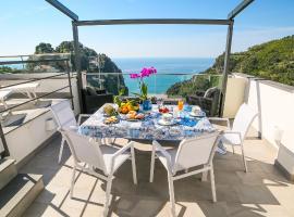 Admiring Amalfi, budget hotel in Scala