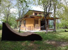 Tiny House Grabovac, villa in Rakovica