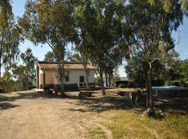 Casa Rural Casa de las Aves, campsite in Orellana la Vieja