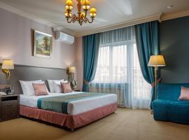 Biography, отель в Новороссийске