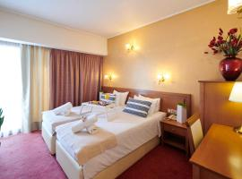 Crystal City Hotel, hotel in Athens