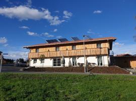Gästehaus am Hahnenkamm, Hotel in der Nähe von: Hahnenkammbahn Höfen, Reutte