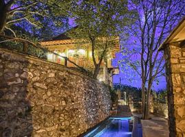 Santa Marina Guesthouse, ξενοδοχείο στο Κάτω Λουτράκι