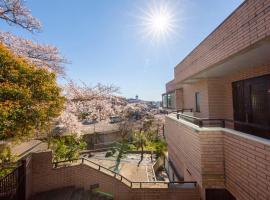 平楽園弐番館2階、横浜市のアパートメント