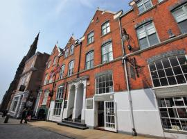 Modern listed, city centre apartment, apartment in Chester
