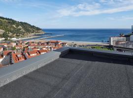 Ikuspegi - Basque Stay, hotel in Deba