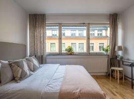 Comfortable Newly renovated studio at Kungsholmen, apartment in Stockholm