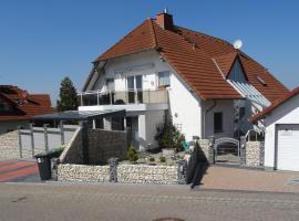 Pension und Apartment Landhaus Fricke, hotel near Kassel Calden Airport - KSF,