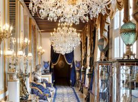 Chateau De Beauvois - Younan Collection, hôtel à Saint-Étienne-de-Chigny