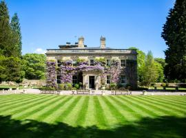 Eshott Hall, hotel near Alnmouth Golf Club, Eshott