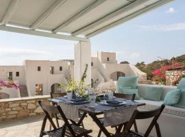 Seaside apartment, hotel in Drios