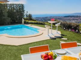 LA CASETTA DEI FIORI VI3078, holiday home in Nice