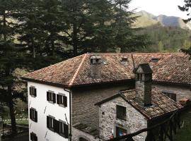 Il Palazzo Ridracoli, hotel v destinaci Bagno di Romagna