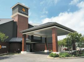 La Quinta by Wyndham Austin Airport, hotel Umlauf Sculpture Garden and Museum környékén Austinban