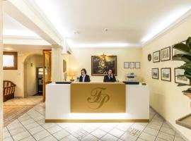 Hotel Tempio Di Pallade, hotel en Esquilino, Roma