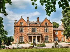 Willington Hall Hotel, hotel near Cheshire Oaks Designer Outlet, Tarporley