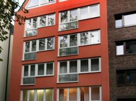 Hotel Drei Kronen, guest house in Cologne