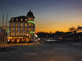 Hotel de la Poste - Relais de Napoleon III, hotel in Bouillon