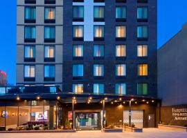 Fairfield Inn & Suites by Marriott New York Queens/Queensboro Bridge, hotel in Queens