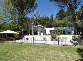 suite indépendante au calme avec piscine, B&B in Aix-en-Provence