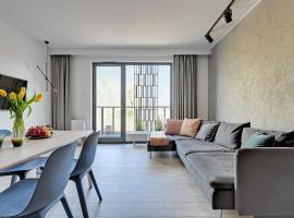 The Scandic Suite Sopot-Gdynia Apartment, hotel near Sopot Aquapark, Gdynia