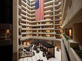 Embassy Suites Crystal City - National Airport, hotel near The Pentagon, Arlington