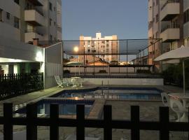 Apartamento Temporada praia Aracaju, apartment in Aracaju