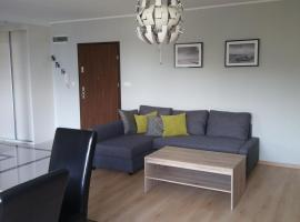 U Hanusi, apartment in Ostróda