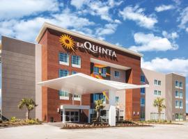 La Quinta by Wyndham Baton Rouge - Port Allen, hotel in Port Allen