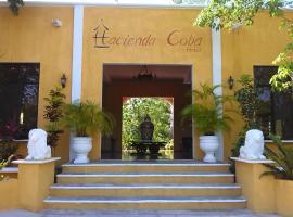 Hacienda Cobá, hotel in Coba