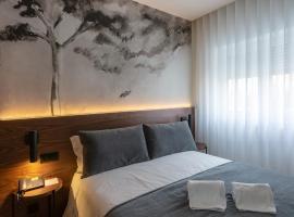 Hotel Afonso V, отель в Авейру