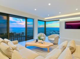 Malibu oceanfront beach villa, hotel in Malibu
