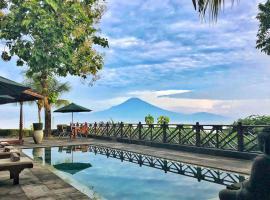 Villa Borobudur Resort, hotel in Borobudur
