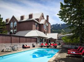 Adara Hotel, hotel in Whistler