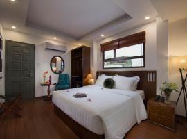 Hanoi Amber Hotel, pet-friendly hotel in Hanoi