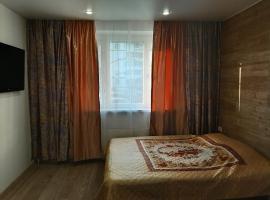 Уютная студия в живописном районе Москвы, hotel near Buninskaya Alleya Metro Station, Moscow