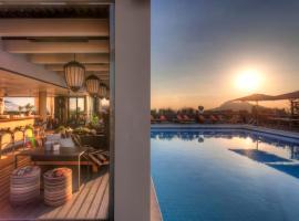 President Hotel – hotel w Atenach
