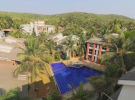 Goa Chillout Apartment - 2BHK, family hotel in Baga