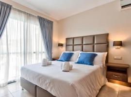 Baldacchino Holiday Villas, villa in Mellieħa