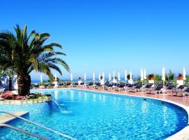 Hotel Paradiso Terme Resort & SPA with 5 Thermalpools, отель в Искье