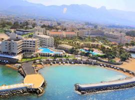 Oscar Seafront Resort & Casino: Girne'de bir otel
