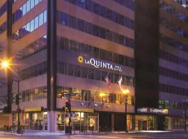La Quinta by Wyndham Chicago Downtown, hotel in Chicago Loop, Chicago