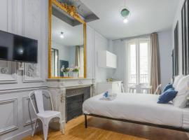 Apartments WS Saint-Lazare - Opera, apartment in Paris