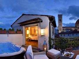 Brunelleschi Hotel, hotel in Florence