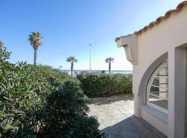 Villa front de mer 8 pers, holiday home in Canet-en-Roussillon
