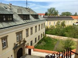 Tarani, hotel in Kroměříž