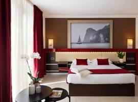 Kairos Garda Hotel, hotel a Castelnuovo del Garda