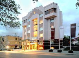 Бизнес-отель Сенатор, отель в Екатеринбурге