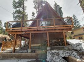 1 Bed 1 Bath Vacation home in Big Bear, villa in Big Bear Lake