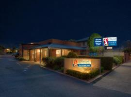 Admiral Motor Inn, hotel in Rosebud